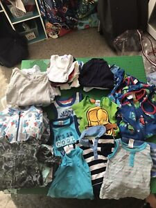 Baby boy clothes size 00