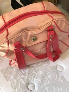 Lululemon Pink Travel Bag