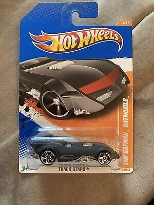 The Batman Batmobile Track Stars Hot Wheels