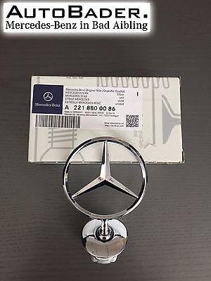 Mercedes Benz Original Stern Heckklappe Kofferraumdeckel