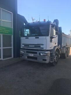 2003 Iveco 6x4 tipper for sale