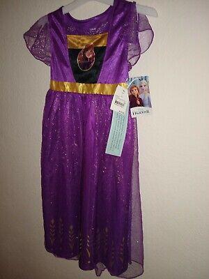Disney's Frozen 2 Size 4T Dress Up Gown