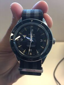 Seamaster 300 Master Co-Axial - Spectre base model without the price Abbotsford Canada Bay Area Preview