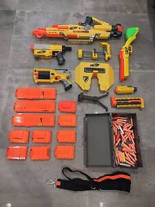 Nerf Gun Pack Pitt Town Hawkesbury Area Preview