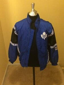 Vintage 90s Toronto Maple Leafs Jacket