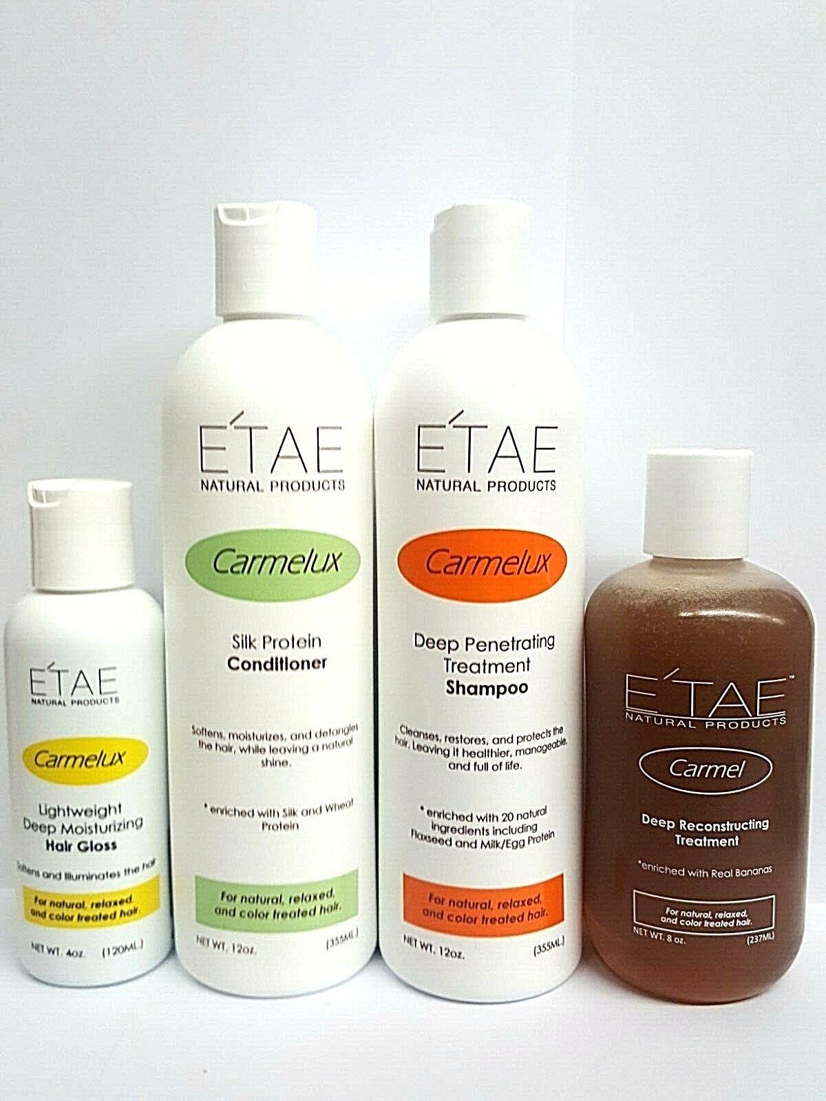 Etae Buttershine Natural Products Moisturizing Hair Scalp