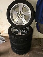 "Holden Commodore Mag Rims & Tyres 17"" CSA Hallam Casey Area Preview"