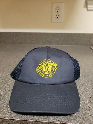 promo code fab4d fc36d Charleston Riverdogs Promotional Hat MiLB MLB Cap Trucker BLUE