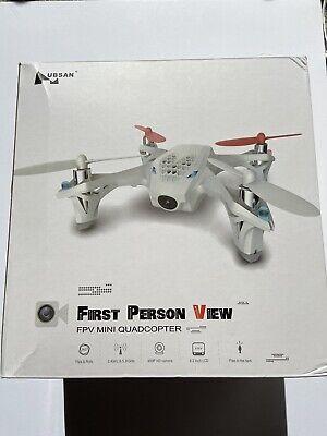 Hubsan X4 H107D FPV Quadcopter White