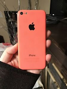 Pink iPhone 5c  Cambridge Kitchener Area image 4