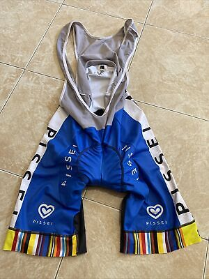 PISSEI Salopette Ciclismo MTB/strada Tg.4 L