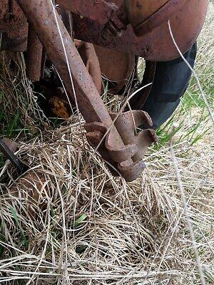 Ih Farmall Cub Moldboard Turning Plow Two Way Plow Bracket Lift Mechanism