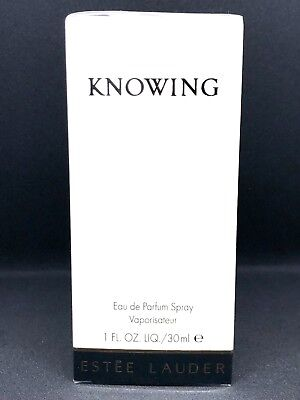 Knowing Perfume by Estee Lauder, 1 oz EDP Spray for...