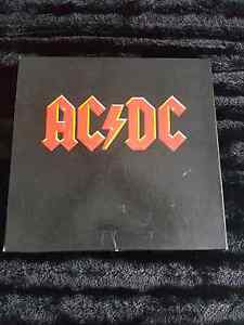 AC/DC box set 2 LP Mount Sheridan Cairns City Preview