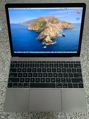 Macbook 12-inch Retina Space Grey 1.3GHz Core m7 2016 8GB RAM 512GB SSD MAXED!!!