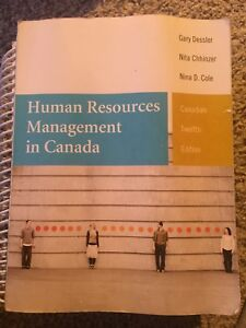 Human Resources Management 12th ed
