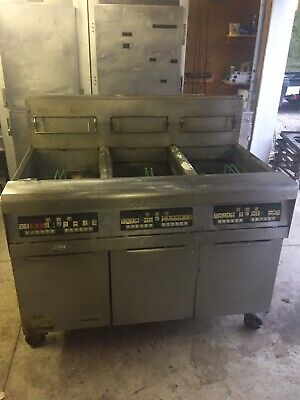 frymaster gas fryer Model FPPH355CSD Used  pick up only best