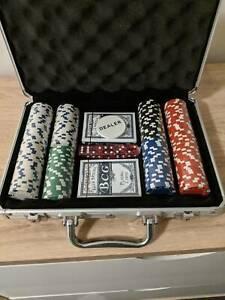 Poker set - Brand new