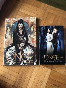 Once Upon a Time (Book & Comic)