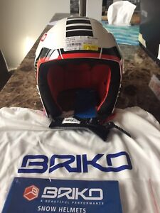 Various Sizes Briko Snow Helmets