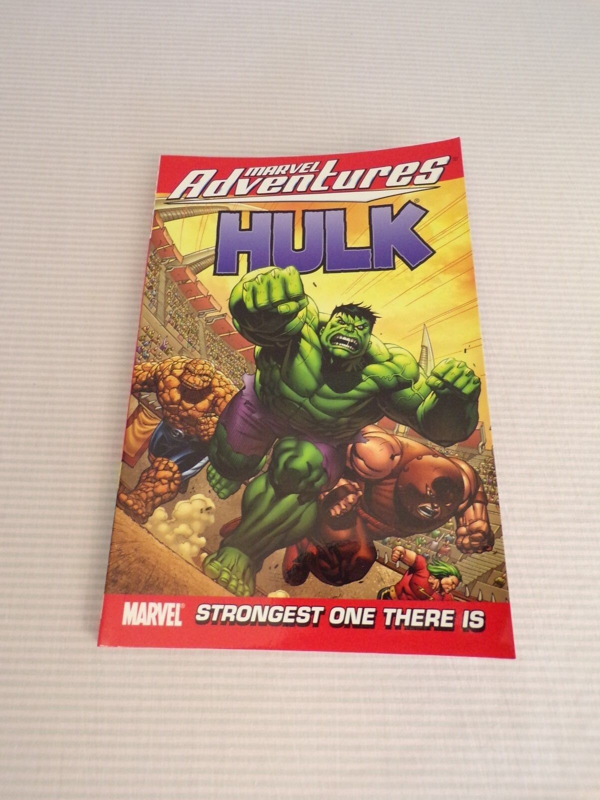 Details about Marvel Adventures Hulk - Strongest One There Is Digest Vol  3  by Peter David