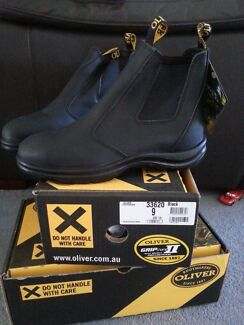 Oliver work boots size 9, brand new Metford Maitland Area Preview