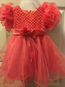 BRAND NEW Never worn baby girl frocks