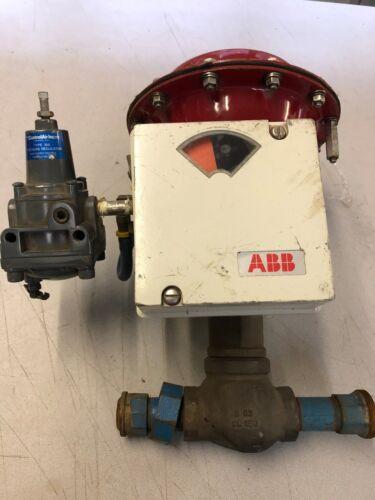 Research Control Valve/ Badger meter 9103GCNBZV1E15P36