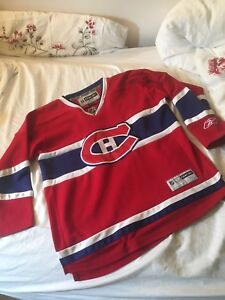 Montreal Canadiens Jersey for youth