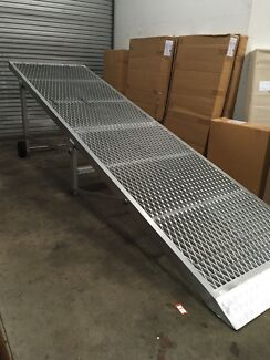 Aluminium Ramp Broadmeadow Newcastle Area Preview