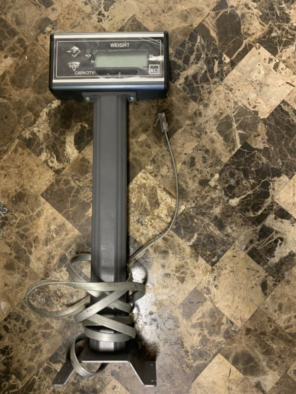 NCI Avery Weigh Tronix, Column for Scales 3835,6720,7620,7815,7820,7821,7880