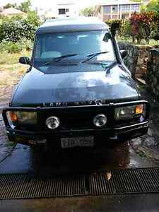 Land Rover Discovery 94 3.9 v8.161.000klms Meikleville Hill Yeppoon Area Preview