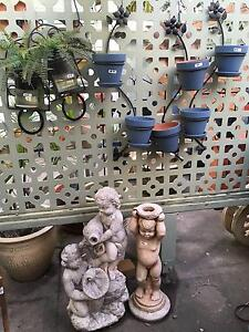 concrete garden statues and we have pots, bird baths ++ Albany Creek Brisbane North East Preview