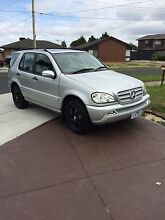Mercedes ml320 2002 luxury classic Campbellfield Hume Area Preview
