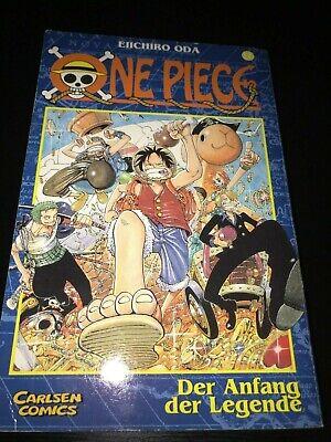 One Piece Manga Eiichiro Oda Carlsen Comics Band 12 Anfang der Legende