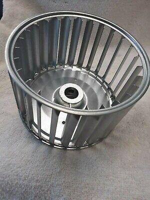 Aluminum Squirrel Cage Blower Fan Wheel 4.75od 2.94 Wide 58 Bore Cw 3600