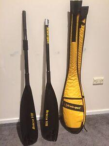 Bracsa VIII kayak paddle Mornington Mornington Peninsula Preview