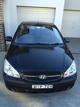 Hyundai Getz 2010 Glenfield Campbelltown Area Preview