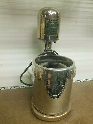 Vintage Hamilton Beach glass washer mixer