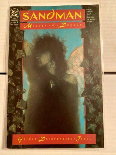 Sandman #8 (Vertigo Comics 1989) 1st App Death! Neil Gaiman! SEE PICS! TV SHOW!