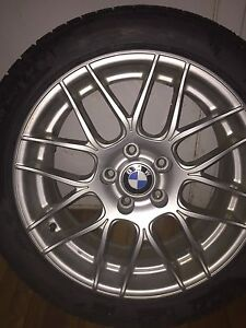 4 BMW TIRES FOR SALE!!!