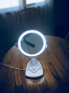Makeup led mirror two sided