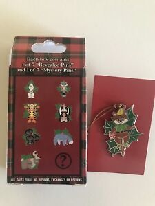 Woodland Winter Disney LE Pin ROBIN HOOD
