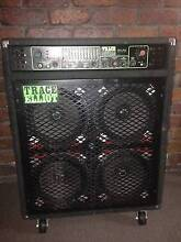 Trace Elliot Bass amp and cabinet....GP12 SMX 4x10 Highvale Brisbane North West Preview