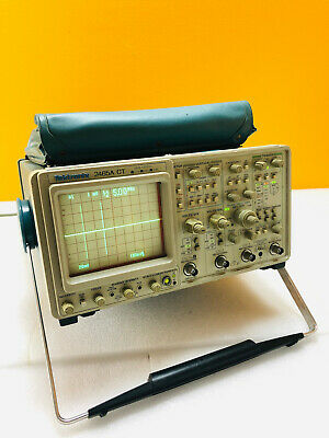 Tektronix 2465a Ct 4 Channels 350 Mhz Oscilloscope Tested