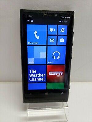 Nokia Lumia 920 | Grade B- | AT&T | Black | 32 GB | 4.5 in Screen