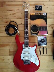 Peavey  Raptor Plus Red with Starter Kit St. John's Newfoundland image 6