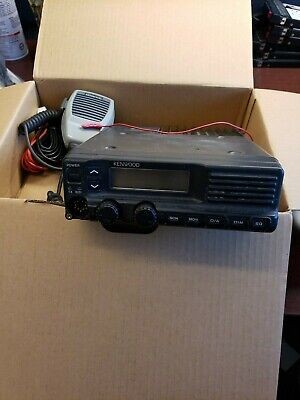 Kenwood Tk-790 50w Ignition Sense Configured - No Mount