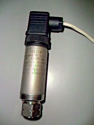 Druck Pressure Transmitter Ptx 7217 -a 0-5 Psi Ge 4-20 Ma
