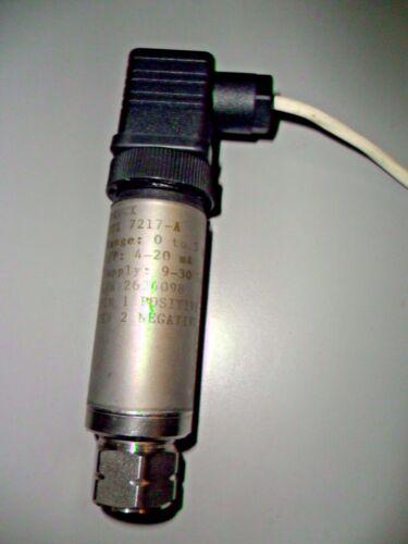Druck Pressure Transmitter, PTX 7217 -A , 0-5 PSI GE 4-20 mA